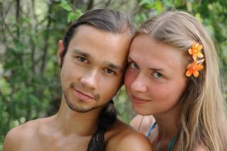 Сергей и Люба