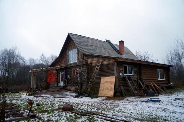 house lebedevih